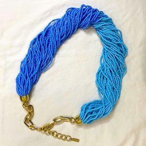 BaubleBar Ombré Beaded Necklace